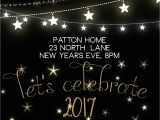 New Year Party Invitation Card Template Free New Years Party Invitation Party Like A Cherry