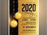 New Year Party Invitation Card Template Invitations Greeting Cards and Flyer Templates Wp Daddy
