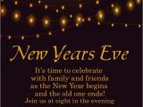 New Year Party Invitation Card Template New Year 39 S Eve Party Invitations 2020