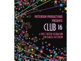 Nightclub themed Party Invitations Neon Lights Sweet 16 Club Party Invitation Zazzle Com