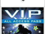 Nightclub themed Party Invitations Nightclub Dj Dance Party Vip Pass Invitation W Lanyard