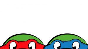 Ninja Turtle Birthday Invitation Template Free Free Printable Ninja Turtle Birthday Party Invitations