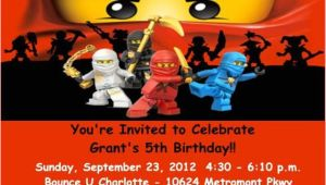 Ninjago Party Invitation Template 40th Birthday Ideas Birthday Invitation Templates Ninjago