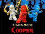 Ninjago Party Invitation Template Free Lego Free Invitation Template