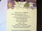 No Wrap Bridal Shower Invitation Wording Bridal Shower Invitation Wording Image