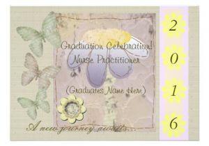 Nurse Practitioner Graduation Invitations Nurse Practitioner Graduation Invitations 2016 Zazzle