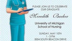 Nursing School Graduation Invitation 91 Best Images About Nurse Graduation Announcements