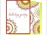 Office Holiday Party Invitation Template 8 Company Party Invitation Template Sampletemplatess