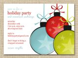 Office Holiday Party Invitation Template Free Christmas Office Party Invitation Templates