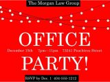 Office Party Invitation Template Free 250 Best Christmas Party Invitations Images On Pinterest