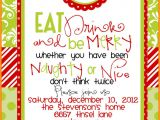 Office Party Invitation Template Free 8 Free Christmas Party Invitation Templates Ledger Review