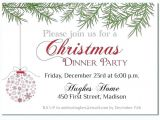 Office Party Invitation Template Free Inspiring Christmas Invitation Printable Templates