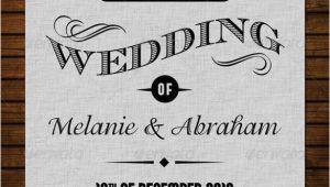 Old Wedding Invitation Template 24 Vintage Wedding Invitation Templates Psd Ai Free