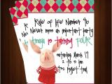Olivia the Pig Birthday Invitations 350 Best Images About Olivia Party On Pinterest Olivia D