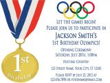 Olympic themed Birthday Party Invitations Olympics Party Invitation Mickey Mouse Invitations Templates