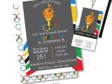 Olympics Party Invitation Olympic Party Invitation Olympic Party Invitation Printable