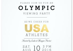 Olympics themed Party Invitations Olympic theme Party Planning Ideas Supplies