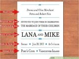 On Wedding Invitation whose Name is First Wedding Invitation Elegant whose Name Goes First On