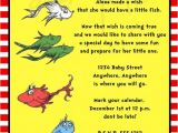 One Fish Two Fish Baby Shower Invitations Dr Seuss E Fish Two Fish Baby Shower Invitation On Etsy