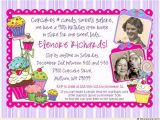 Open House Birthday Party Invitation Wording Sweet Treats Twice the Fun Invitation Double Sibling Candy