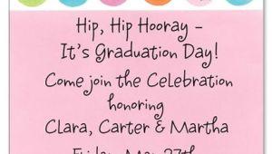 Open House Graduation Party Invitation Wording Graduation Party Wording