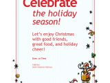 Outlook Holiday Party Invitation Template Holiday Party Invitation