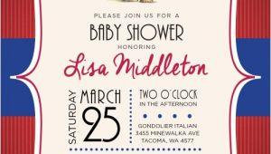 Paddington Bear Baby Shower Invitations Paddington Bear Custom Baby Shower Invitation