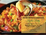 Paella Party Invitations Bisila Bokoko Pont Global to Host A Cocktail Style