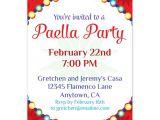 Paella Party Invitations Paella Party Invitations Cards On Celebrations Com