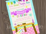 Paint Party Invitation Ideas Party Invitations Best Paint Party Invitations Art