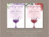 Painting with A Twist Birthday Party Invitations Paint Sip Repeat Painting Party Invitations Wine Art Party