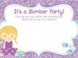 Pajama Party Invitation Template 50 Beautiful Slumber Party Invitations Kittybabylove Com