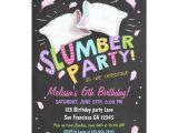 Pajama Party Invitation Template Slumber Party Pyjamas Sleepover Invitation Zazzle Co Uk