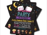 Pajama Party Invitation Wording for Adults 20 Pcs Lot Slumber Party Invitations Pajama Sleepover
