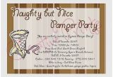 Pamper Baby Shower Invitations Baby Shower Invitation Beautiful Baby Shower Pamper Party