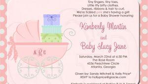 Pamper Invitations Baby Shower Sample Baby Shower Invitations Wording