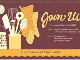 Pampered Chef Party Invitation Pampered Chef Bridal Shower Invitations Wording
