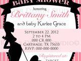 Paris themed Baby Shower Invites Paris themed Chic Baby Shower Invitation by Ritterdesignstudio