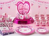 Party City Baby Shower Invitations and Decorations Shower with Love Girl Baby Shower Supplies Party City Canada