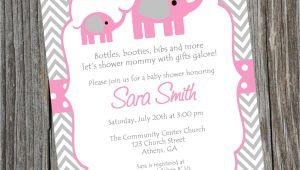 Party City Baby Shower Invitations Elephant Baby Shower Invitations Party City – Invitations