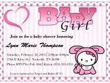Party City Baby Shower Invitations Girl Party City Baby Shower Invitations