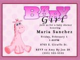 Party City Baby Shower Invitations Girl Party City Invitations for Baby Shower Various