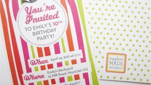 Party City Custom Birthday Invitations Custom Birthday Invitations Party City Image Collections