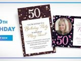 Party City Custom Invites Custom Milestone Birthday Invitations Party City