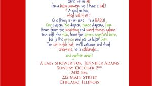Party City Dr Seuss Baby Shower Invitations Photo Dr Seuss Baby Shower Image