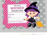 Party City Invitations Birthday Halloween Birthday Party Invitations Templates Halloween