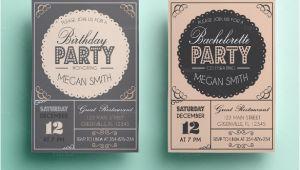 Party Invitation Card Template Coreldraw 31 Birthday Party Invitation Templates Sample Example