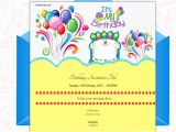 Party Invitation Cards Online Free Free Birthday Party Invitation Card Online Invitations