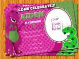 Party Invitation Cards Walmart Dinosaur Birthday Invitation