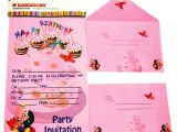 Party Invitation Envelope Template Birthday Invitation Envelopes Best Party Ideas